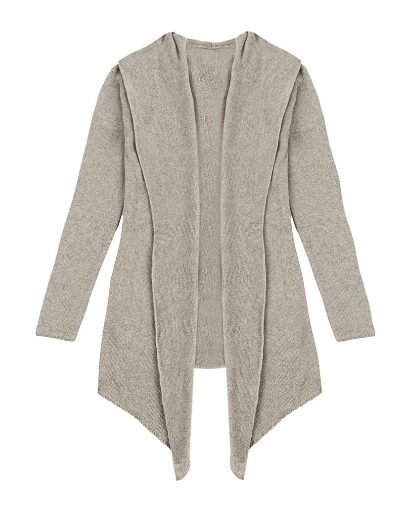 EXCLUSIVE PRE-ORDER Jeronimo Cardigan | Heather Grey - Banjo & Matilda | International  - 2