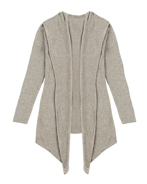 PRE-ORDER Jeronimo Cardigan | Heather Grey