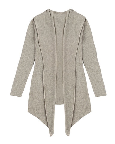 Jeronimo Cardigan | Heather Grey - Banjo & Matilda | International  - 2