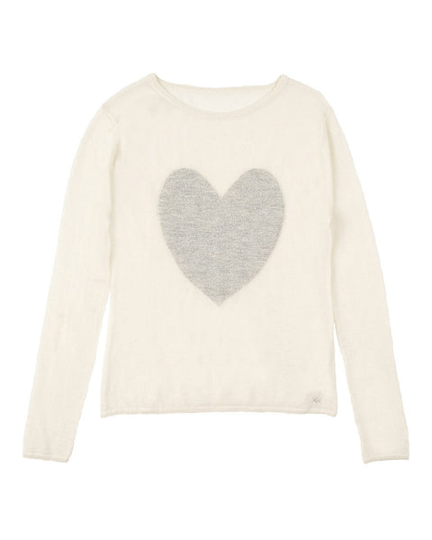 Love Crew | Ivory + Silver