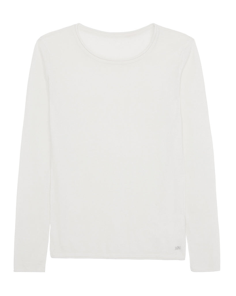 Surfer Crew Neck Sweater | Ivory - Banjo & Matilda | International  - 5