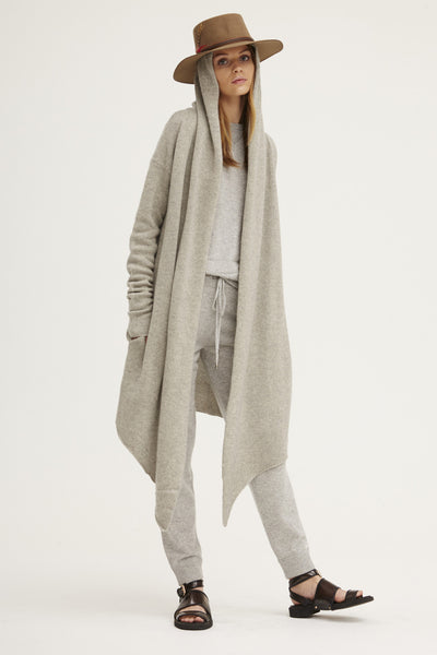 Jeronimo Cardigan | Heather Grey