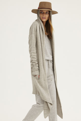 EXCLUSIVE PRE-ORDER Jeronimo Cardigan | Heather Grey - Banjo & Matilda | International  - 6