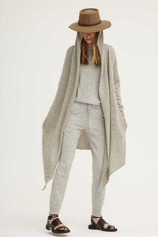 EXCLUSIVE PRE-ORDER Jeronimo Cardigan | Heather Grey - Banjo & Matilda | International  - 7