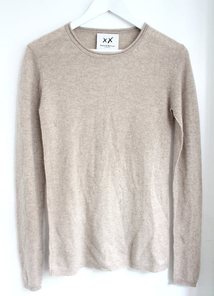 Surfer Crew Neck Sweater | Sandstone