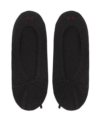 Cashmere Slippers | Black - Banjo & Matilda | International  - 1