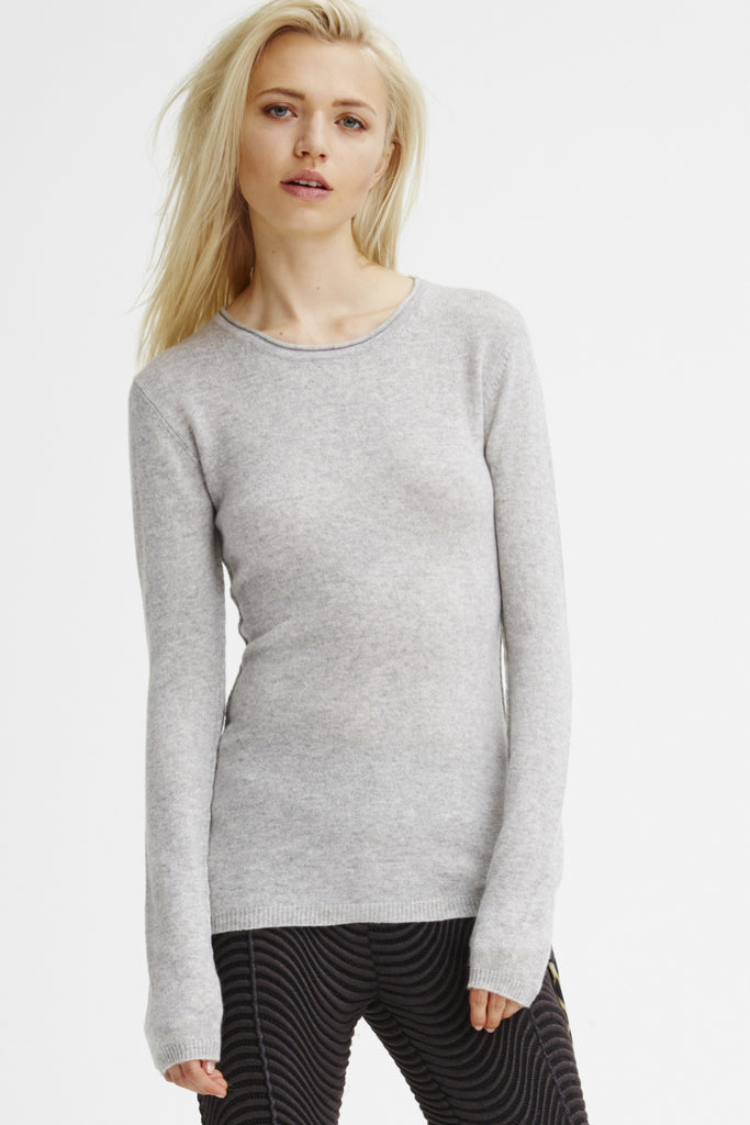 Surfer Crew Neck Sweater | Grey - Banjo & Matilda | International  - 2