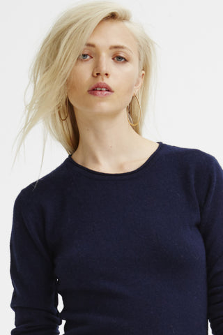 Surfer Crew Neck Sweater | Navy - Banjo & Matilda | International  - 2