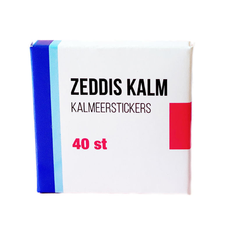 STICKERS - Kalmeersticker pakket