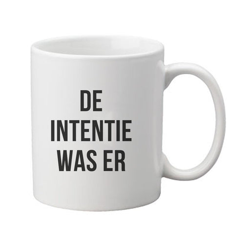 Mok - De intentie was er