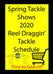 -- Fishing   Shows --   2 0 1 9      Schedule