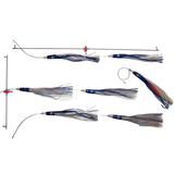 Spreader Bars -12 inch Slammer Bars - Reel Draggin' Tackle - 1