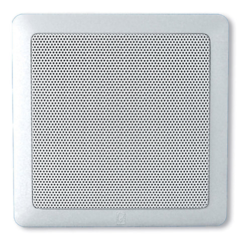 "PolyPlanar 6"" Premium Panel Speaker - (Pair) White - Reel Draggin' Tackle"