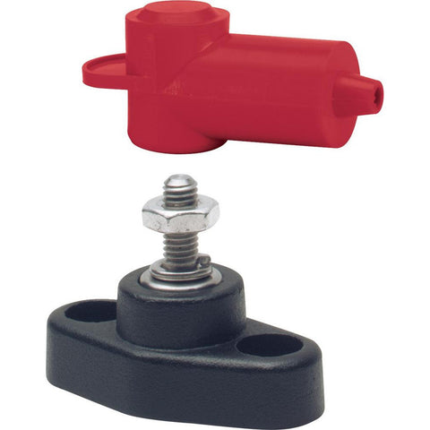 "Blue Sea 2011 PowerPost Mini High Amperage Cable Connector 1/4"" Stud - Reel Draggin' Tackle"