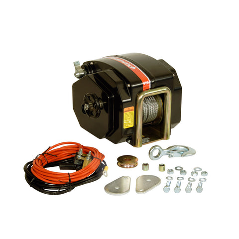 Powerwinch 912 Trailer Winch - Reel Draggin' Tackle