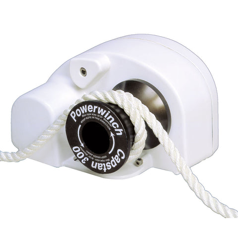 Powerwinch Capstan 300 - Reel Draggin' Tackle