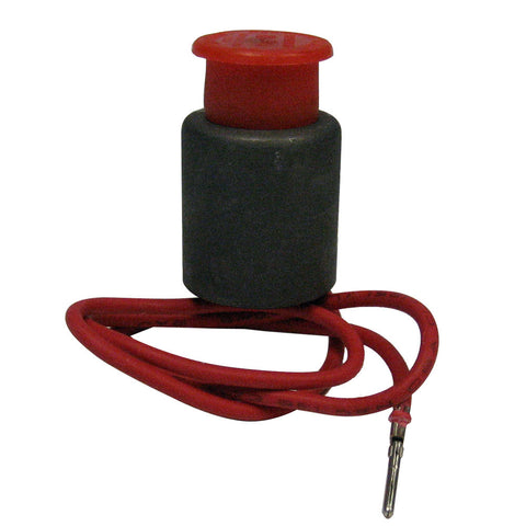 Bennett VP1135R Solenoid Valve - Red - Reel Draggin' Tackle