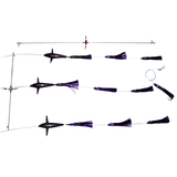 Spreader Bars -5 inch Slammer Bird Bars - Reel Draggin' Tackle - 3