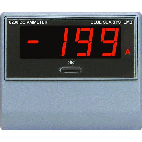 Blue Sea 8236 DC Digital Ammeter - Reel Draggin' Tackle