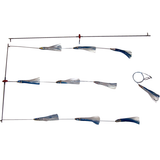 Spreader Bars -5 inch Slammer Bars - Reel Draggin' Tackle - 10