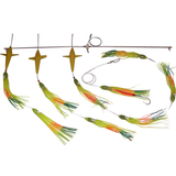 Spreader Bars -7.5 inch Shell Squid BIRD Bars - Reel Draggin' Tackle - 5