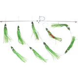 Spreader Bars -5 inch Skirt Squid - Reel Draggin' Tackle - 4