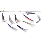 Spreader Bars -5 inch Skirt Squid - Reel Draggin' Tackle - 3