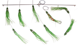 Squid Bar Lines -ReRig Kits - Reel Draggin' Tackle - 3