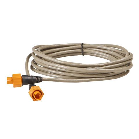 Lowrance 15' Ethernet Cable ETHEXT-15YL - Reel Draggin' Tackle