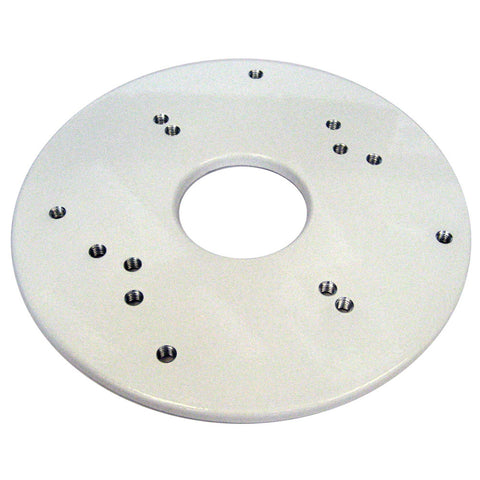 Edson Vision Series Mounting Plate - ACR RCL-100 & RCL-50 - Reel Draggin' Tackle