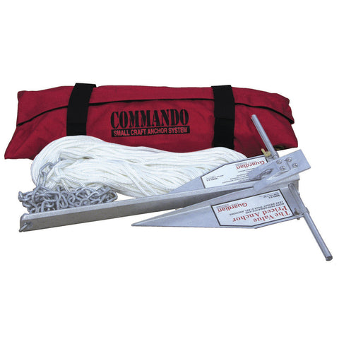 Fortress Commando Small Craft Anchoring System - Reel Draggin' Tackle