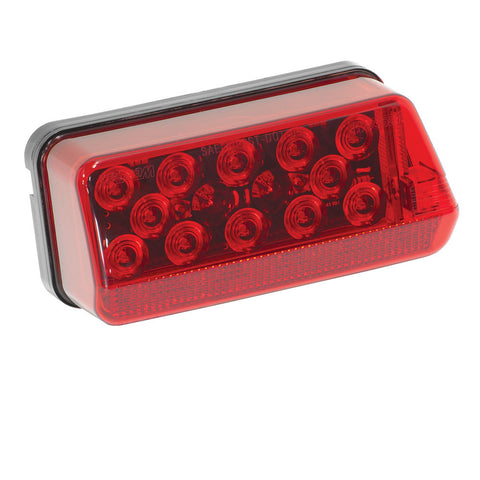 Wesbar Right/Curbside LED Wrap Around Tail Light - Reel Draggin' Tackle