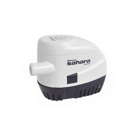 Attwood Sahara Automatic Bilge Pump S750 Series - 12V - 750 GPH - Reel Draggin' Tackle