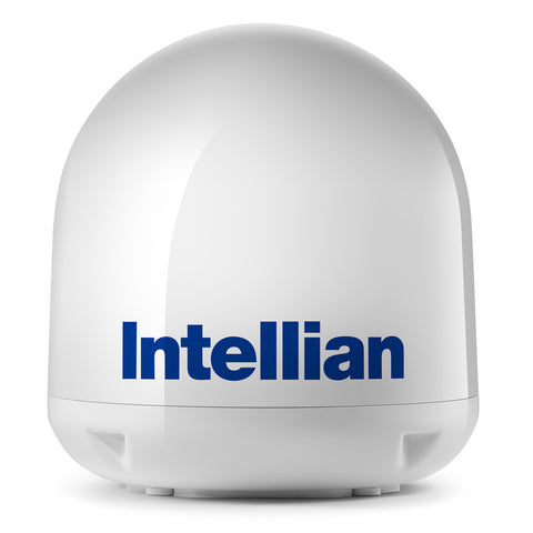 Intellian i4/i4P Empty Dome & Base Plate Assembly - Reel Draggin' Tackle