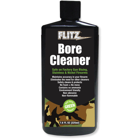 Flitz Gun Bore Cleaner - 7.6 oz. Bottle - Reel Draggin' Tackle