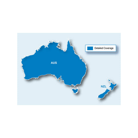 Garmin City Navigator® - Australia & New Zealand NT - microSD™/SD™
