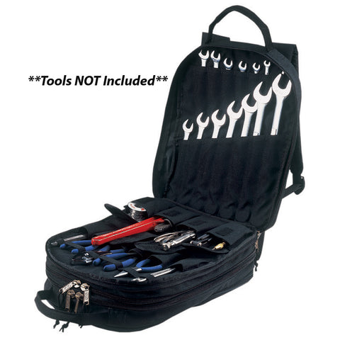 CLC 1132 75 Pocket Heavy-Duty Tool Backpack - Reel Draggin' Tackle