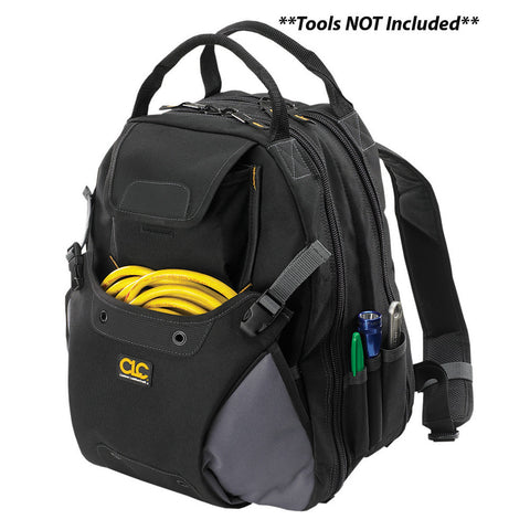 CLC 1134 48 Pocket Deluxe Tool Backpack - Reel Draggin' Tackle
