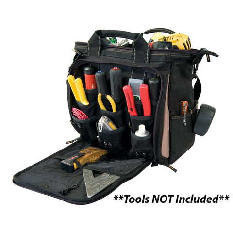 "CLC 1537 13"" Multi-Compartment Tool Carrier - Reel Draggin' Tackle"