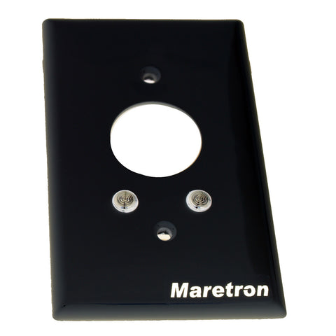Maretron ALM100 Black Cover Plate - Reel Draggin' Tackle