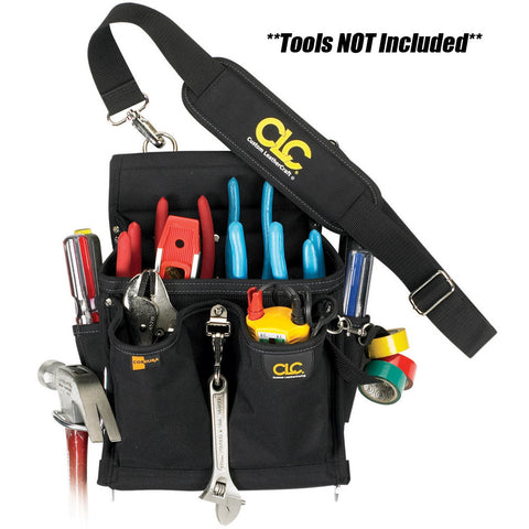 CLC 5508 20 Pocket Pro Electrician's Tool Pouch - Reel Draggin' Tackle