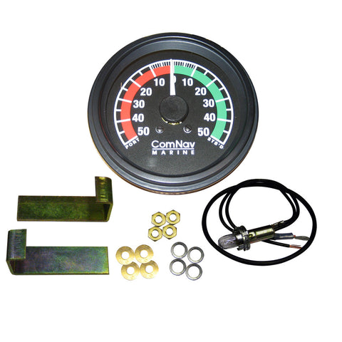 ComNav Analog Rudder Angle Indicator Meter - Reel Draggin' Tackle