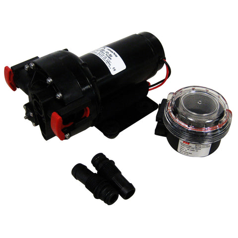 Johnson Pump Baitwell Pump - 5.2 GPM - 12V - Reel Draggin' Tackle