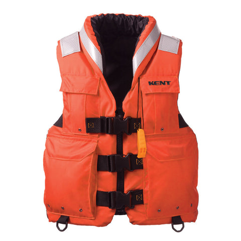 "Kent Search and Rescue ""SAR"" Commercial Vest - XLarge - Reel Draggin' Tackle - 1"