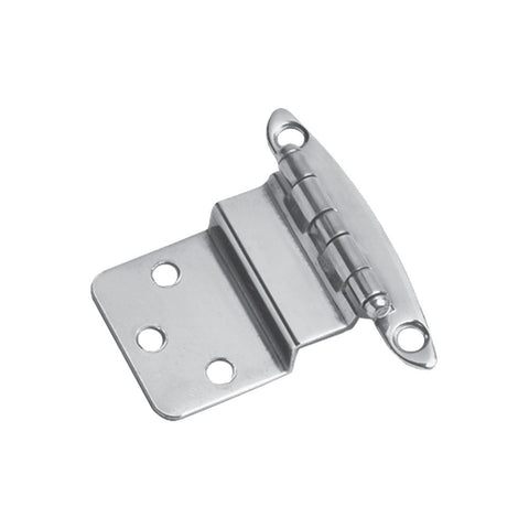 "Whitecap Concealed Hinge - 304 Stainless Steel - 1-1/2"" x 2-1/4"" - Reel Draggin' Tackle - 1"