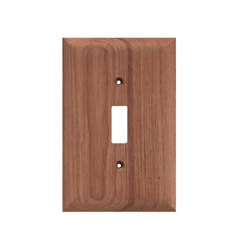 Whitecap Teak Switch Cover/Switch Plate - 2 Pack - Reel Draggin' Tackle