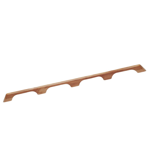 "Whitecap Teak Handrail - 4 Loops - 43""L - Reel Draggin' Tackle"