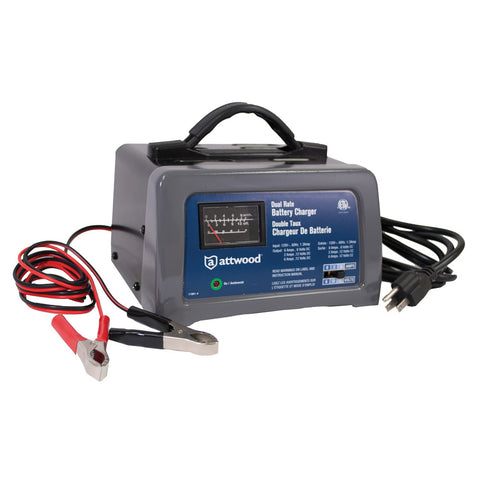 Attwood Marine & Automotive Battery Charger - Reel Draggin' Tackle