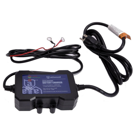 Attwood Battery Maintenance Charger - Reel Draggin' Tackle