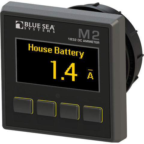Blue Sea M2 DC Ammeter - Reel Draggin' Tackle